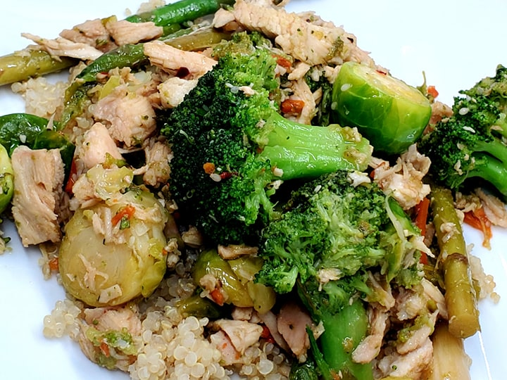 Clean Eating Stir Fry Sauce